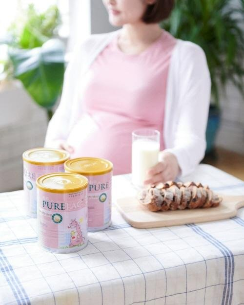 임산수유부식품 맘스밀