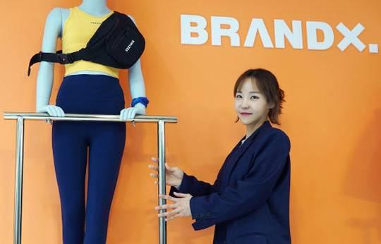 (주)브랜드엑스코퍼레이션 기업 속 사진