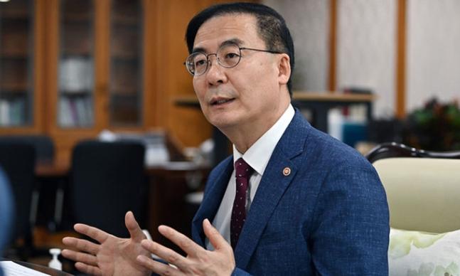 중앙선관위 김세환 사무총장 '대통령 출마 연령제한은 헌법으로 규정할 사안 아냐' [세계초대석]