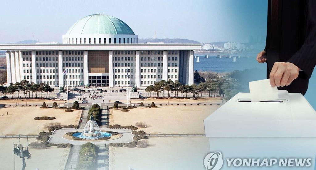 강원도 8개 선거구 중 5곳에서 민주당 선두