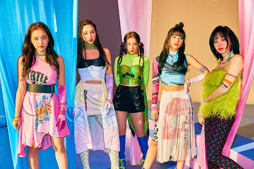 Red Velvet's 'Zimzalabim' tops domestic music charts