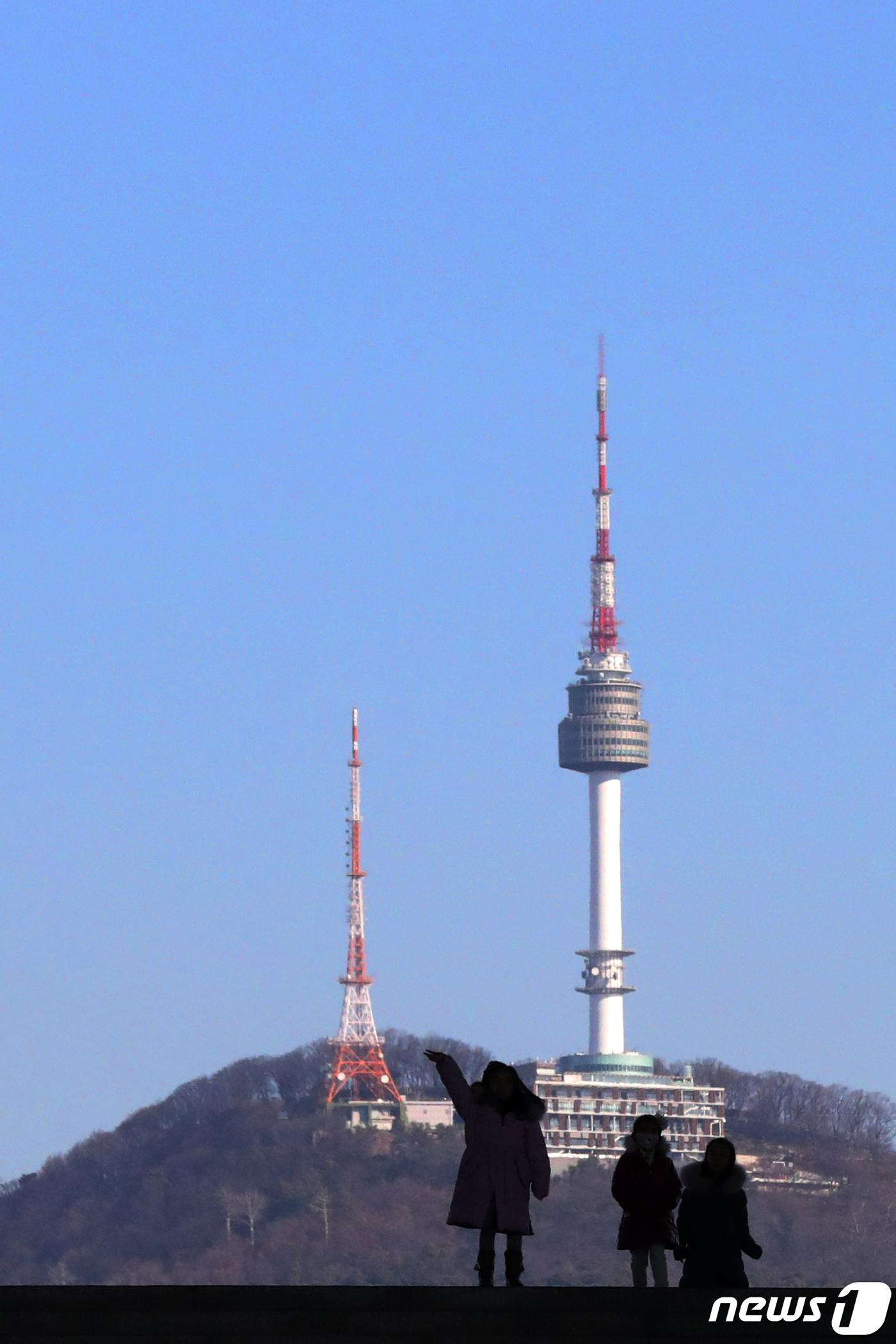【韓国】「ソウル晴れ」(写真)[02/17] ->画像>14枚
