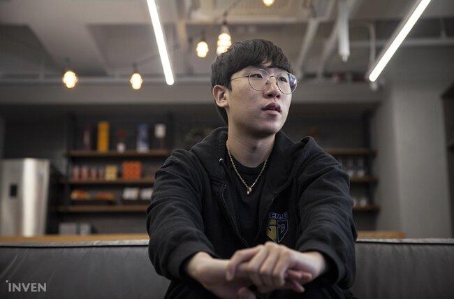 [인터뷰] 잊혀지지 않는 선수가 되길 - 5년 차 된 '룰러' 박재혁의 목표