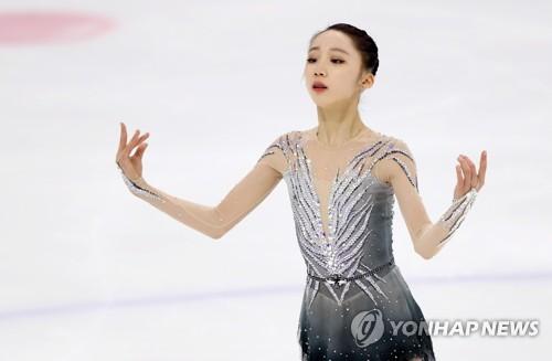피겨 김예림, 주니어 GP 파이널 최종 6위…177.91점(종합)