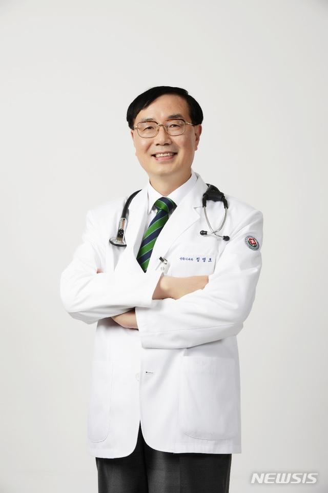 전남대병원 정명호 교수팀, 염증·혈전방지 스텐트 개발