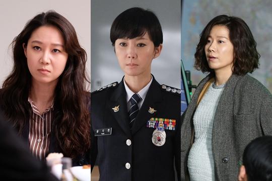 '뺑반' 공효진-염정아-전혜진, 3人3色 걸크러쉬 카리스마