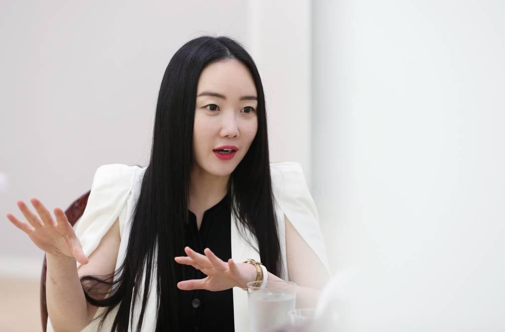 """낸시랭 안타까운 가정사 공개, """"왕진진에 쉽게 속아 결혼"""""""