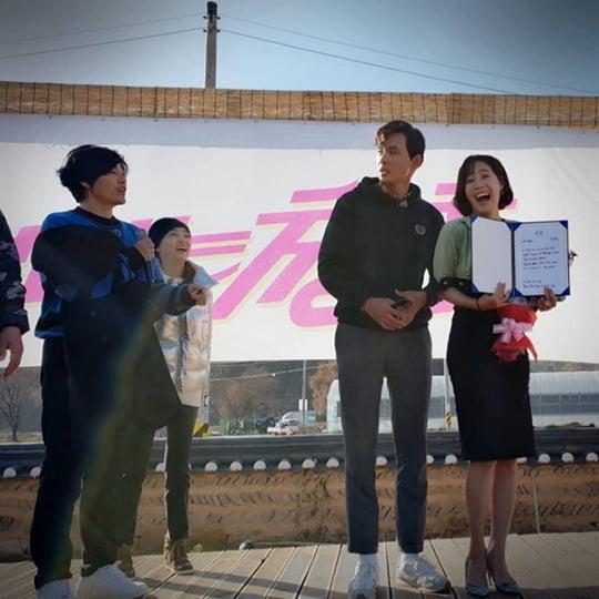 """'불타는 청춘' 강경헌, 구본승과 함께 한 모습…""""꿀잼"""""""