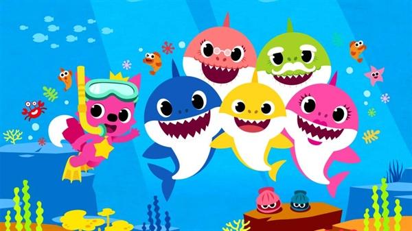 '아기상어'가 왜 여기에? 영국부터 미국까지 휩쓴 저력