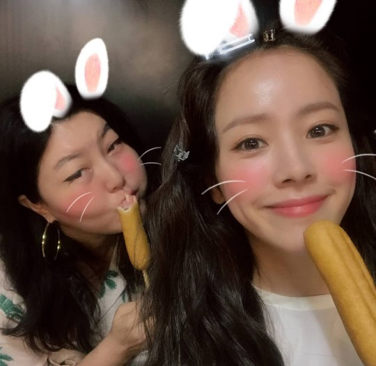 """'컬투쇼' 한혜연 """"한지민, 거적때기를 입혀도 예쁘다"""""""
