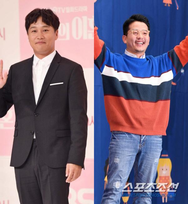 [종합]'내기 골프 의혹' 차태현·김준호, 방송 하차 '극과극' 반응…번복요구까지