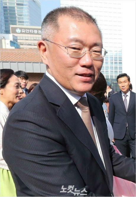 """정의선, 현대차그룹 총괄 수석부회장 승진…""""정몽구 회장 보좌"""""""