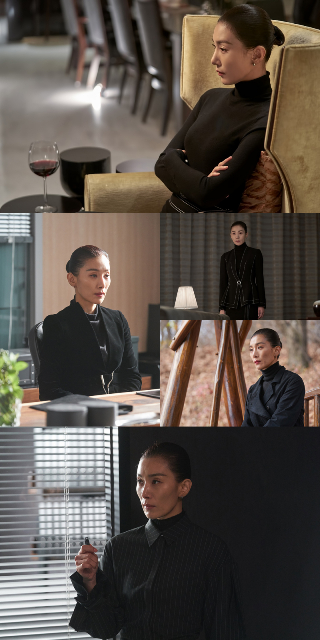 'SKY캐슬' 김서형, 카리스마+내공 연기 일인자 '광풍을 몰고오다!'
