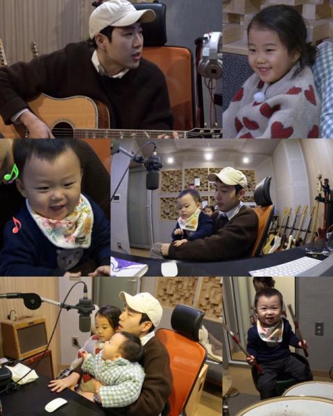 """장범준 신곡, '슈돌'에서 미리듣기 공개 … 누리꾼들 """"멜로디부터 좋은데?"""""""