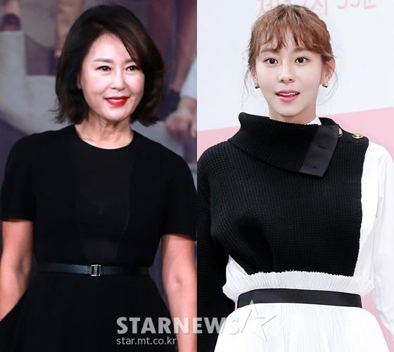 [단독]차화연·유이, '인생술집' 출연..'하나뿐인' 고부의 활약
