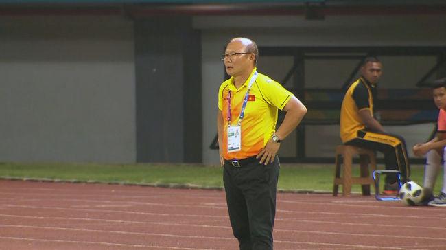 쾌조의 출발...박항서의 베트남, 라오스 3-0 대파[2018 AFF 스즈키컵]