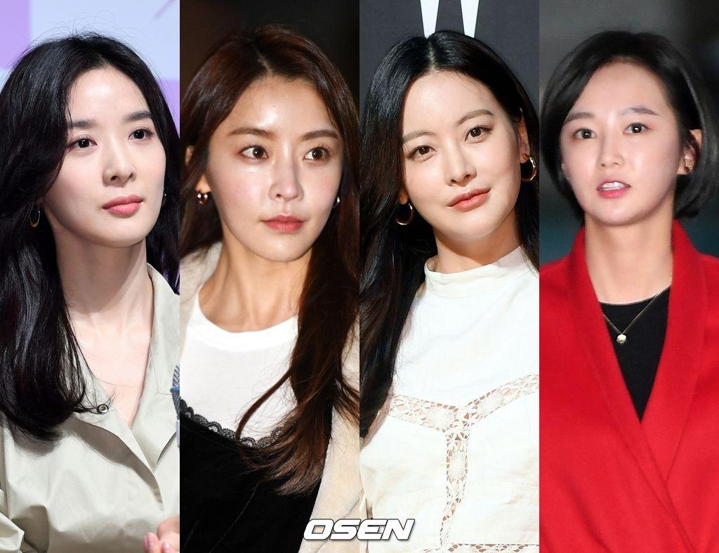 """""""강경대응"""" 이청아→오연서까지, 女연예인 뒤흔든 '정준영 지라시'(종합)[Oh!쎈 이슈]"""