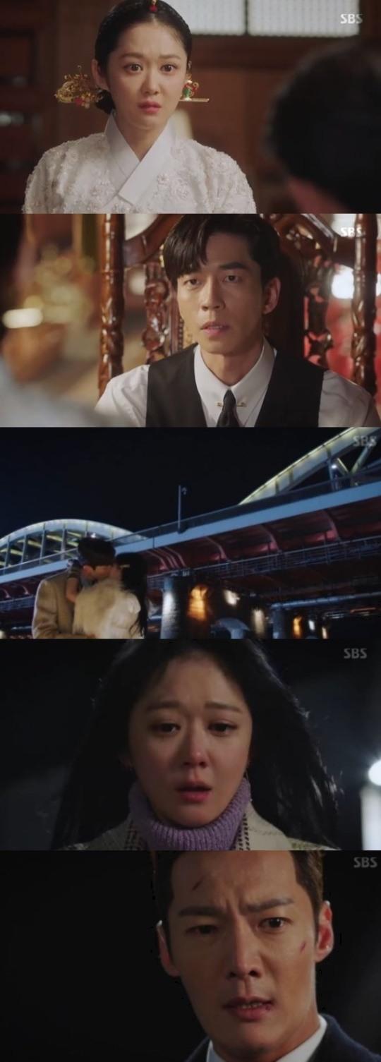 '황후의 품격' 장나라X최진혁, 신성록과 이엘리야 관계 알았다(종합)
