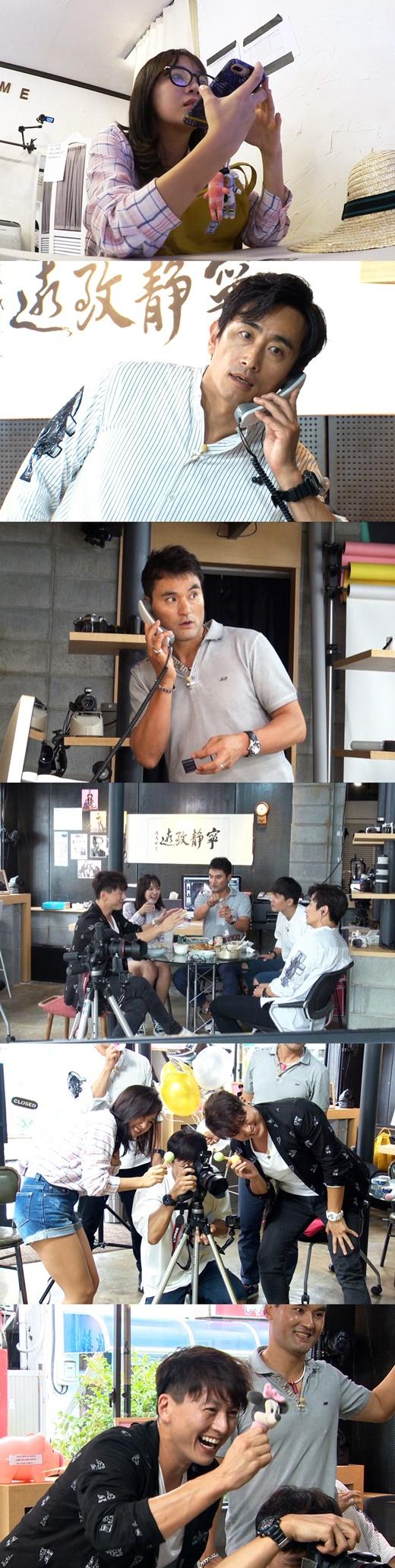 구구단 세정, 오늘(26일) '빅픽처패밀리' 깜짝 등장 몰래카메라