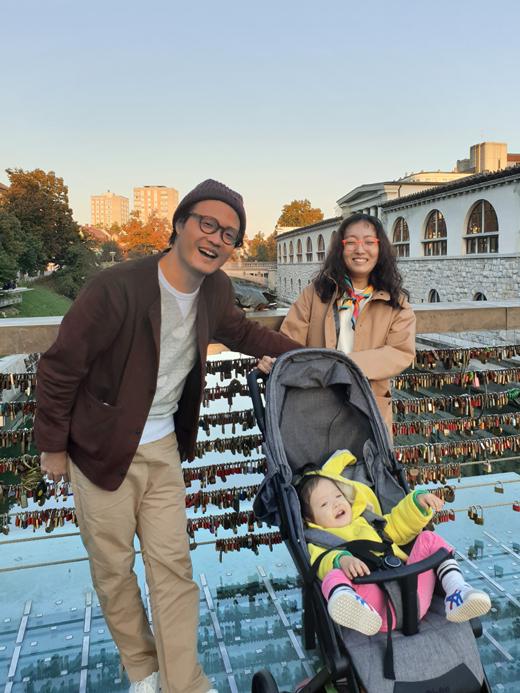 조정치·정인 부부, 딸과 '잠시만 빌리지' 출연확정…슬로베니아 출국