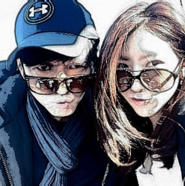 """이필모, '♥서수연'과 달달한 셀카 공개…""""웹툰 느낌으로"""" [SNS는 지금]"""