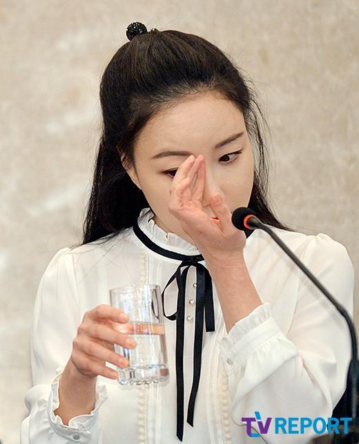 """낸시랭, 전준주와 이혼 보도 후…""""이젠 끝"""" 의미심장"""