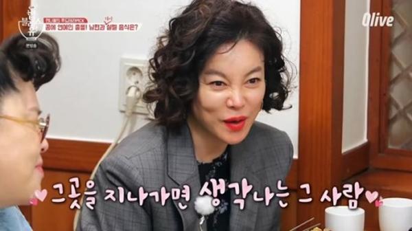 """[DA:클립] 최화정 옛남친 """"톱가수와 비밀데이트…햄버거 사주며 처음이라더라"""""""