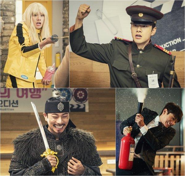 코믹 스웨그…'와이키키2', '웃음 제조기' 이이경 스틸 공개