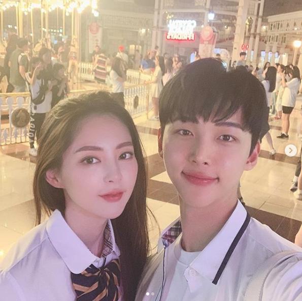 """[DAY컷] '러브캐처2' 박정진♥송세라 커플샷 공개 """"응원 감사해"""""""