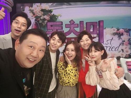 안용준♥베니, '동치미'서 뽐낸 9살 연상연하 '부부愛'