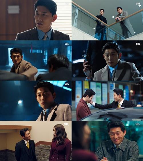 '열혈사제' 고준, 분노의 카리스마+반전 스윗 매력 '단짠 재미 견인'
