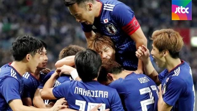 일 축구, 남미 강호 우루과이 제압…A매치 '3연승'