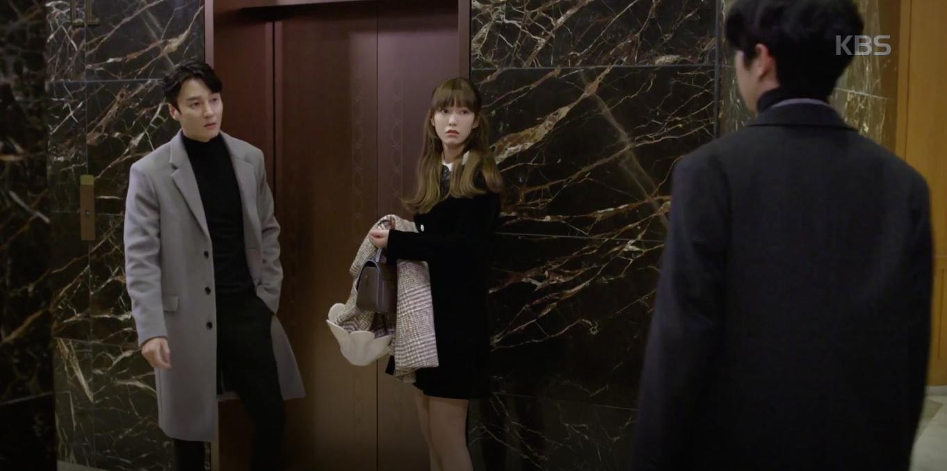 [하나뿐인 내편] 나혜미, 소개팅 남에 호텔방에 끌려가던 위기의 순간...상남자 박성훈이 나타났다