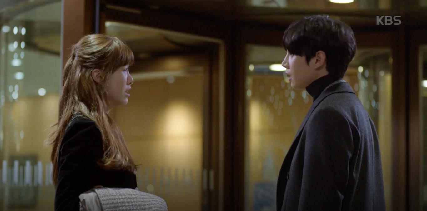 """[하나뿐인 내편] 나혜미, 박성훈에 고백... """"돈 보다 백수인 네가 더 좋으니까!"""""""