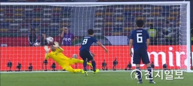 [아시안컵] 일본 1:0, 아쉬운 경기력에 부끄러운 16강 진출