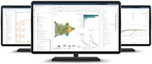 SAS, '고급 및 예측 분석' 선두 기업 선정