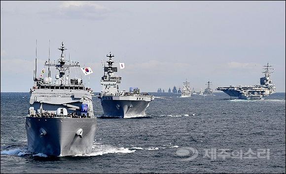 2018 대한민국 해군 국제관함식 생생 현장