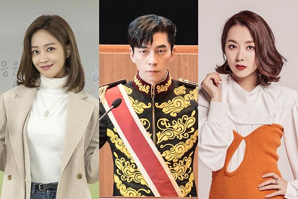 """'SBS 직원배우' 조보아, 신성록, 소이현, 역시 이름값하네···SBS에만 출연 '왜?"""""""