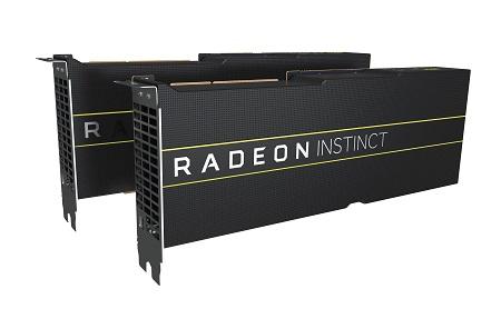 AMD, 7nm 공정 기반 데이터센터용 GPU 2종 선봬