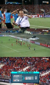베트남 축구, 한국서도 중계… 박항서호 결승行 순항