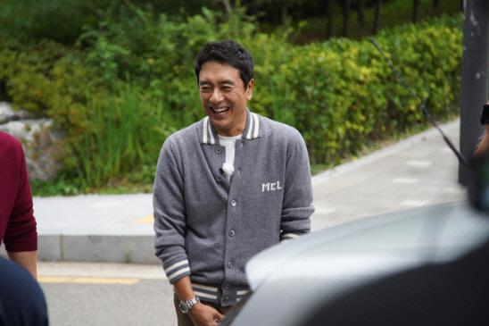'한끼줍쇼' 김승우, 김남주 격정 멜로 '미스티' 안 봤다 '폭소'