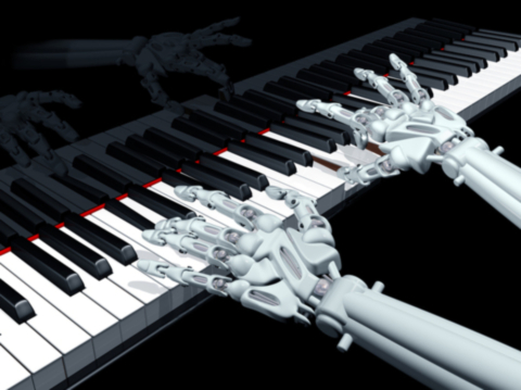 '음악, 미술, 게임 다 잘한다' 딥러닝으로 사람과 닮아가는 AI #딥러닝
