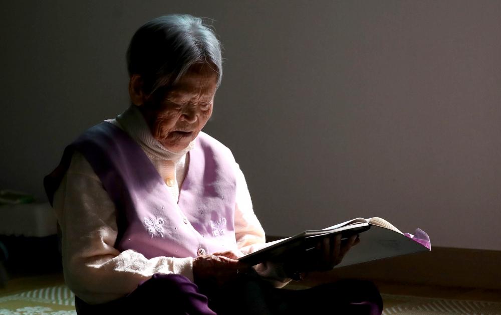 '맹순할매 억척 기도일기' 저자 [한맹순] 할머니