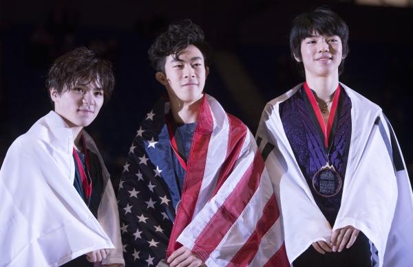 피겨 차준환 '그랑프리 파이널' 남자 최초 동메달
