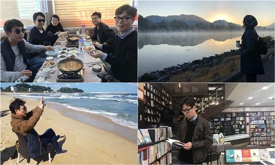'알쓸신잡3' 강원도行…양양 죽도해변부터 '집라인'까지 '탈-텍스트 여행' 도전