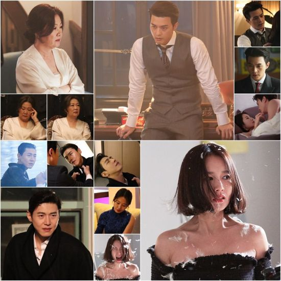 '바벨' 김해숙·김지훈·송재희·임정은, '반전의 두 얼굴' 보여준 소름 연기