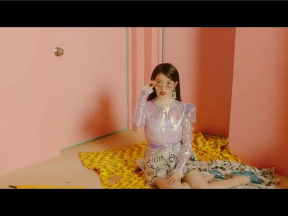 """아이유(IU), 신곡 '삐삐' MV 클립 공개…""""가라 삐삐 재밌었다"""""""