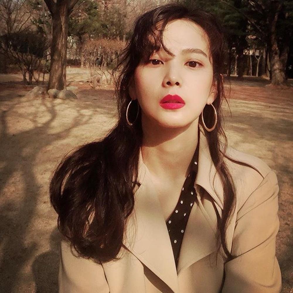 '김무열♥' 윤승아, 빛나는 미모