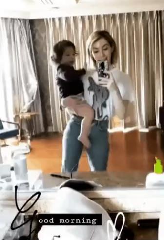 '박주호♥' 안나, 아들 건후 근황 공개…'부상 딛고 훌쩍 자란 모습'