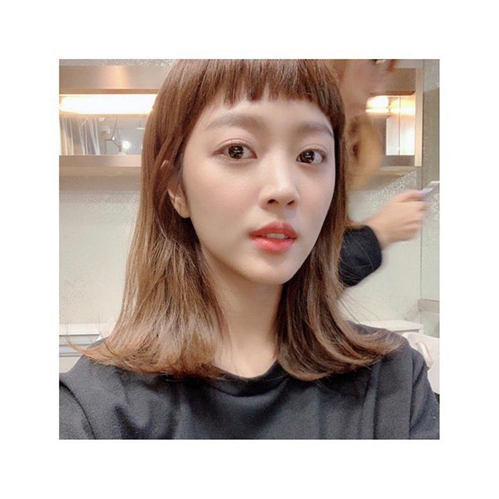 """'백종원의 골목식당' 조보아, 사랑스러운 처피뱅 """"이번에도 놉?"""""""